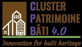 Cluster patrimoine Bâti 4.0